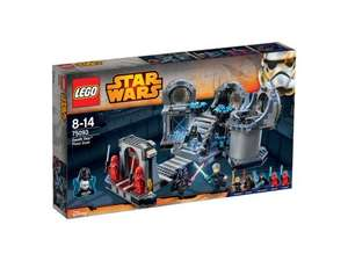 LEGO Star Wars 75093: Death Star Final Duel (£44.97 Amazon Prime)