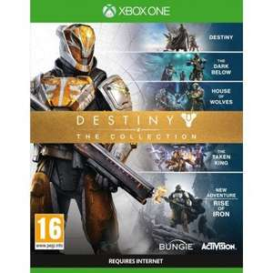 DESTINY: THE COLLECTION (XBOXONE+PS4) £23.95 @ The Game Collection