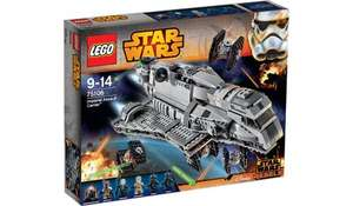 LEGO Star Wars - Imperial Assault Carrier - 75106 £59.97 Asda