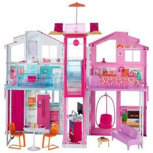 Barbie 3 Storey Townhouse £69.97 Asda