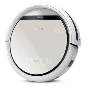 ILIFE V5 Intelligent Robotic Vacuum Cleaner - Gearbest EU - £80.88