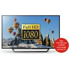Sony 48 Inch KDL48WD653BU FHD Smart LED TV for £349 Argos