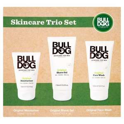 Bulldog Original Skincare For Men - half price gift sets at Tesco, from £3 - £10