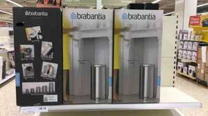 Brabantia classics pedal Bin 30l. brilliant steel £18.75 @ Tesco - Weston Favel Northampton