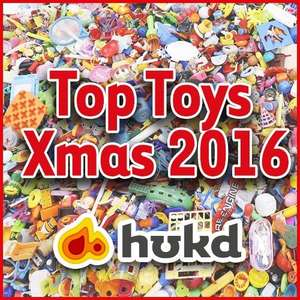 **MEGATHREAD** Top Christmas toys for 2016 and the best deals available on them