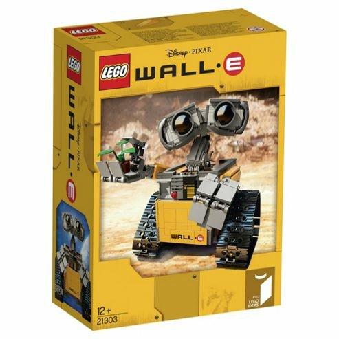 LEGO Ideas Wall-E 21303 £35.97 @ Tesco Direct