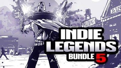 [Steam] Indie Legends 5 Bundle - £3.39 (9 Games) - BundleStars (Plus 10% off your next purchase)
