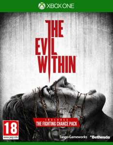 The Evil Within Xbox One £9.99 Delivered from Zavvi/Game