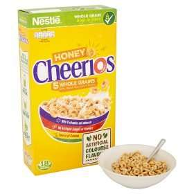 Nestle Honey Cheerios (565g) was £3.18 now £2.00 (Rollback Deal) @ Asda