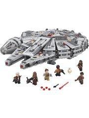 Lego Millennium Falcon - 75105 £84.97 @ Asda