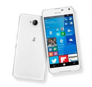 Microsoft Lumia 650 in white or black £89.99 @ Carphone warehouse