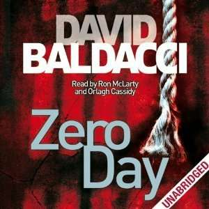 Audible DOTD, David Baldacci's Zero Day audiobook £2.99