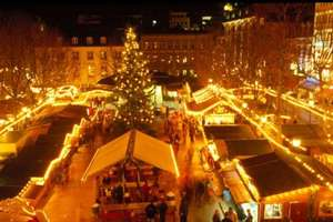 2 night weekend break in Luxembourg City at Christmas for £69.50pp, inc. Flights and 4* Hotel ryanair