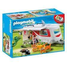 Playmobil Caravan £15.19 Tesco