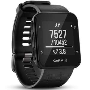 Garmin Forerunner 35 GPS Running Watch with Wrist-based Heart Rate - Black or Turquoise £148.27 Amazon