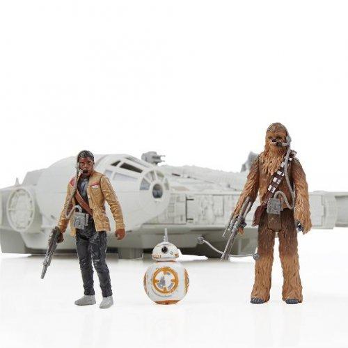 Hasbro Star Wars The Force Awakens Battle Action Millennium Falcon £45 Amazon