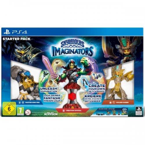 Skylanders Imaginators Starter Pack (PS4/XO) £34.19 @ Tesco Direct/Amazon (PS3 £30.39)
