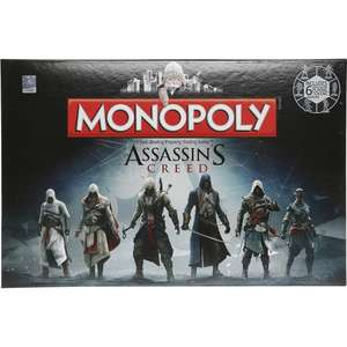 Assassin's Creed Monopoly £12 @ TK Maxx (£1.99 c&c)