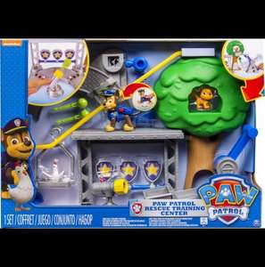 Paw Patrol Rescue Training Centre @ ASDA - £15.00