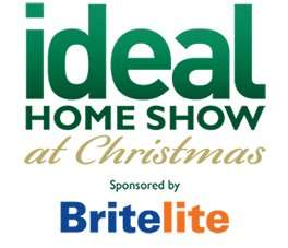 Ideal Home Show at Christmas via Evening standard