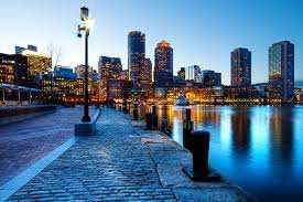 Manchester to Boston return flights for £199.98 on various dates in May 2017. Incl. 23kg hold, 6kg cabin luggage and inflight meals with Thomas Cook Airlines