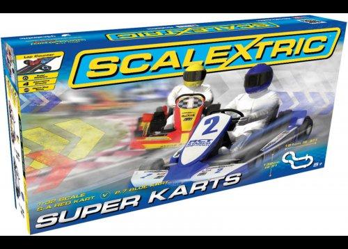 Scalextric Super Karts - £34.97 @ Asda (free C+C)