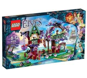 LEGO Elves 41075: The Elves' Treetop Hideaway - Amazon - £24.97