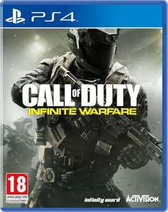 PS4 COD Infinite Warfare Deluxe Edition (inc. Season Pass & MW Remaster)  £66.48 w/code @ CD Keys