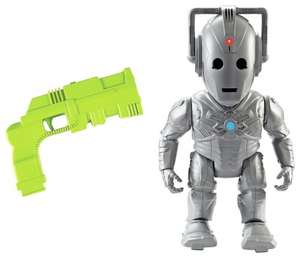 Dr. Who Interactive Cyberman Attack Game (was £29.99) now £8.99 with Free delivery at Argos / eBay