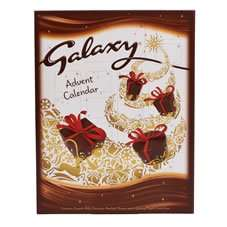 Galaxy Advent Calendar/Milky Bar Advent Calendar  £1.50 @ Premier Stores