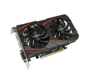 For undemanding gamer like me - Gigabyte RX 460 WF2 OC-4Gb 4 GB GDDR5 Memory PCI-E Graphics Card £108.90 @ Amazon