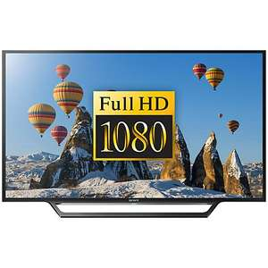 "48"" Sony Bravia 48WD653BU Smart LED TV for £349 @ John Lewis"