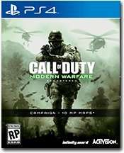 Call of Duty Modern Warfare Remastered PS4 - Digital Code - £32.99 - CDKeys