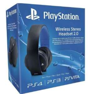 PS4 Sony Wireless Headset 2.0 @ Amazon/Game/Argos £49.99