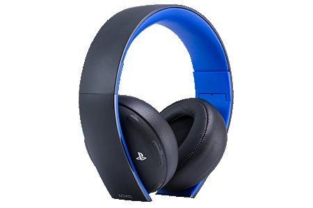 Sony PlayStation Wireless Stereo Headset 2.0 - Black PS3 PS4 £47.49 @ Amazon