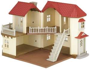 Sylvanian Families Beechwood Hall £35 @ Amazon