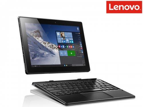 """Lenovo IdeaPad Miix 310 – 10,1"""" 2in1 tablet with US keyboard, Atom Z8350, 4GB, 64GB eMMC, Win 10  £192.90 @ ibood"""