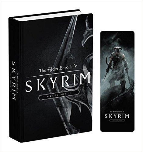 Elder Scrolls V: Skyrim Special Edition (Collectors Edition Guide) Hardcover £19.99 @ Amazon
