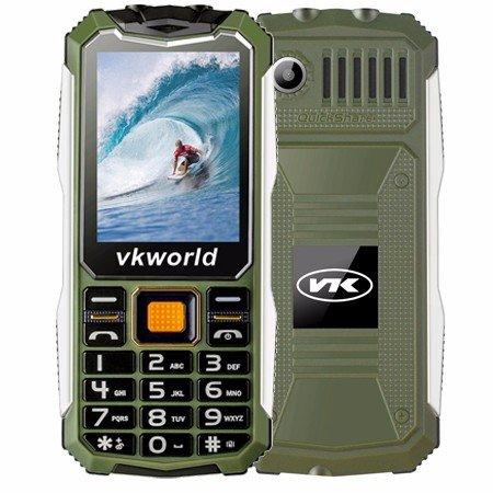 VKworld Stone V3S IP67 Waterproof £16 @ aliexpress /  BlackPeach Store