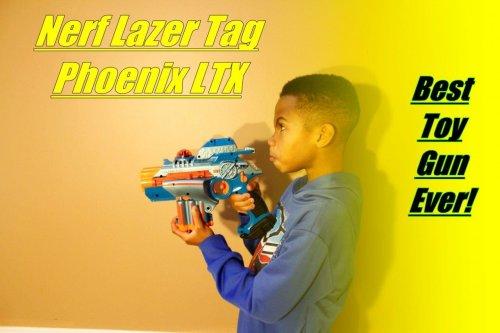 Nerf Laser Tag Phoenix LTX £66 @ Amazon.com (2 Laser Guns)