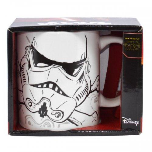 Official 11oz Star Wars Stormtrooper mug was £6.99 now £2.99 delivered @ Internet gift store