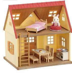 Sylvanian Families Cosy Cottage starter home £13.50 at Amazon (Prime exclusive)