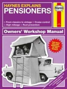 Haynes Explains series inc Marriage, Pensioners, Babies & Teenagers was £6.99 now £5.09 delivered @ Hive
