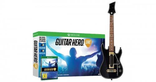Guitar Hero Live + Guitar XBox One £20 Asda Living instore