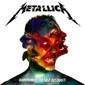 Pre Order: Metallica Hardwired... To Self-Destruct (3CD Deluxe Edt) £12.82 @ Wowhd