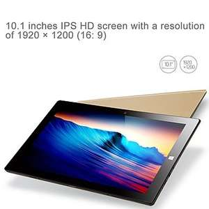 ONDA oBook 20 Plus Android 5.1 / Windows 10 Tablet RAM 4GB ROM 64GB 10.1 Inch 1920*1200 Z8300 - £137.10 @ Lightinthebox