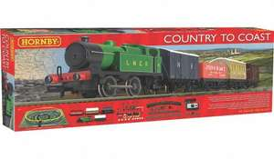Hornby Country to Coast Train Set £60 @ Asda