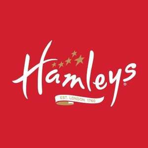 30% off various Hamleys Toys at new Outlet Store