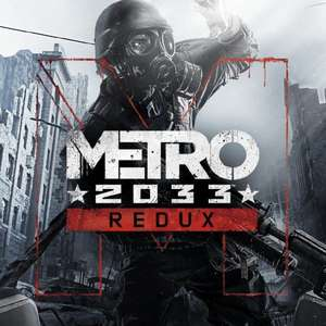 FREE Metro 2033 Redux @ Geforce Now (plus Steam code) - Nvidia Shield required