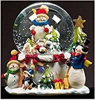 Musical Christmas Snow Globe NOW CHEAPER £7.50 delivered follow link in post 6 by Gonz @ cpc.farnell